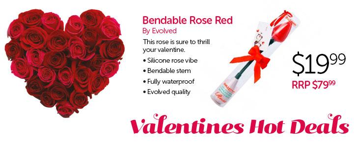 Valentines Hot Deals Rose