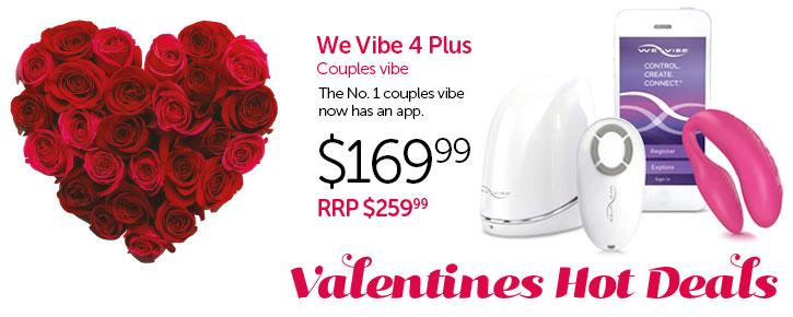 Valentines We Vibe Deals