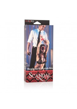 Scandal Beginner\'s Fetish Kit