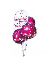 Bachelorette Mylar Party Foil Balloons