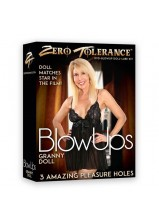 ZT Blow Ups Granny Doll with Movie Download