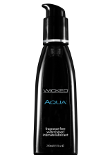 Wicked Aqua Water Based Unscented 250ml