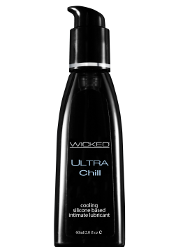 Wicked Ultra Chill Silicone Lube 60 ml