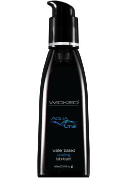Wicked Aqua Chill Waterbased 60ml