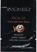 Wicked Aqua Cinnamon Bun 3ml Sachet