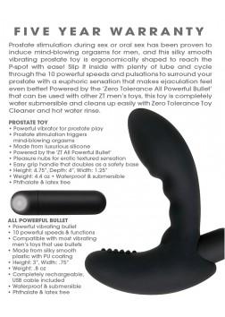 ZT - Eternal P-Spot Rechargeable Prostate Massager