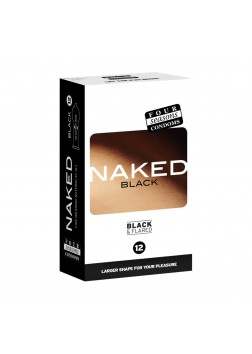 Four Seasons Naked Black 12 pk