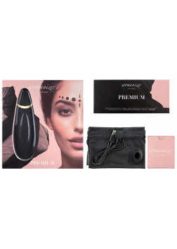 Womanizer Premium - Black