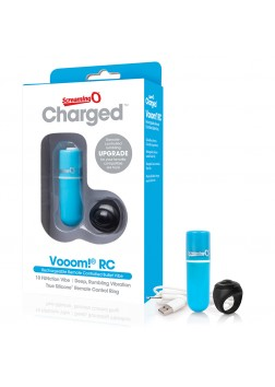 Screaming O Charged - Remote Control Vooom Bullet Blue
