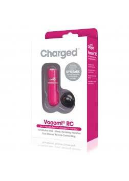 Screaming O Charged - Remote Control Vooom Bullet Pink