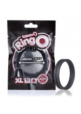 Screaming O - Ring O Pro XL 48mm Black