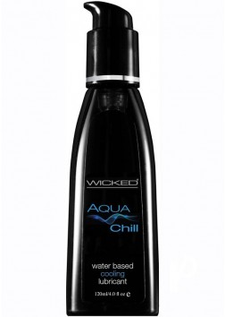 Wicked Aqua Chill Waterbased 120ml