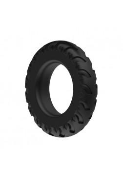 Titan Cock Ring Black - 146