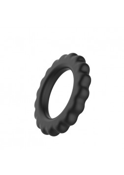 Titan Cock Ring Black - 145