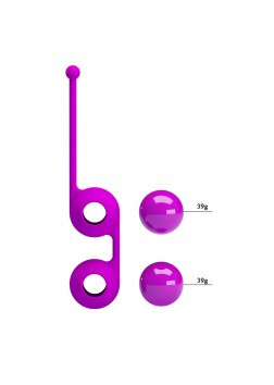 Pretty Love Kegel Tighten Up III Purple - 493-2