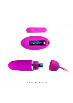 Pretty Love Dawn Vibrating Wireless Bullet - 404W