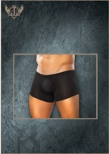 Male Power - Slinky Pouch Short Black
