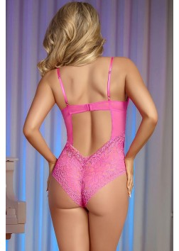 Exposed - M126 Pretty in Pink Teddy Queen