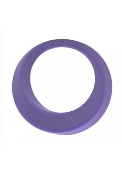 Enhance Ornament Cock Ring Purple 42mm