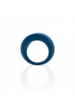Enhance Ornament Cock Ring Blue 42mm