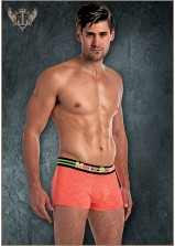 Male Power - Retro Active Mini Short Orange