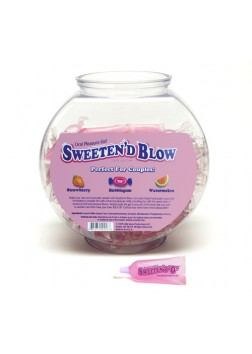 Sweeten'd Blow - Oral Pleasure Gel Assorted 10ml