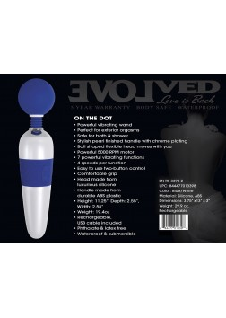 Evolved - On The Dot Super Wand