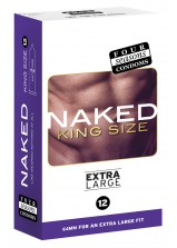 Four Seasons Naked King Size 12 pk