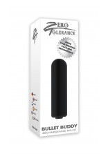 Zero Tolerance - Bullet Buddy Rechargeable Bullet Black