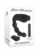 Zero Tolerance The Emperor Rechargeable Plug with Remote
