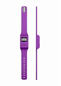 Sexercise - Kegel Egg and Remote Watch - Purple