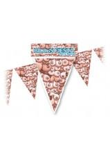 Boobs Fiesta Party Banner