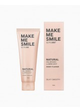 Luvloob Make Me Smile - Natural Oil-based Honey Flavour Lube 75ml