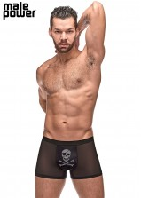 Male Power - Private Screening Pouch Short Skull 181262 - Large