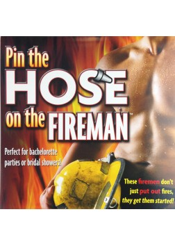 Pin The Hose On The Fireman