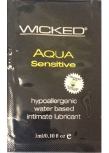 Wicked Aqua Sensitive Unscented 3ml Sachet