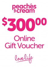 $300 Online Gift Voucher