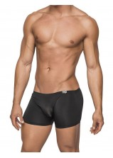Male Power - Seamless Sleek Pouch Short Black