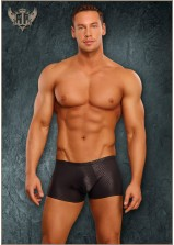 Male Power - Black Cobra Mini Short - Black