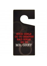 Good Girls go to... Door Hanger