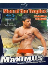 Men of the Tropics - Blu-Ray