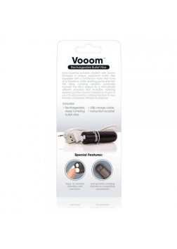 Screaming O Charged - Vooom Bullet - Black