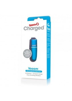 Screaming O Charged - Vooom Bullet - Blue