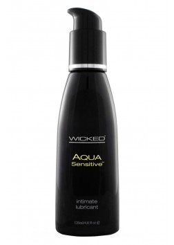 Wicked Aqua Sensitive Unscented 120ml