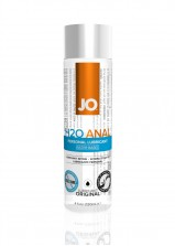 System Jo H2O Anal Waterbased 120ml