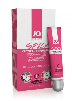 System Jo Clitoral Gel Spicy