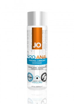 System Jo H2O Cool Anal Lube 120ml