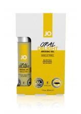 System JO Oral Delight Arousal Gel Vanilla 1oz