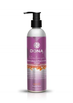 DONA Scented Massage Lotion - 235ml - Sassy Tropical Tease