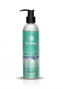 DONA Scented Massage Lotion - 235ml - Naughty Sinful Spring
